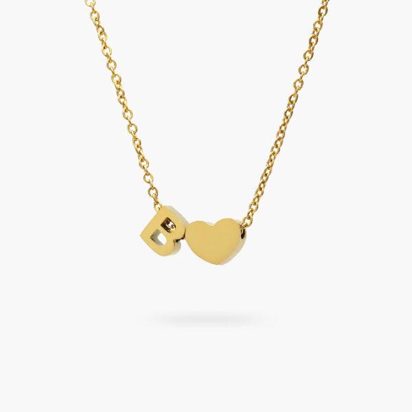 inicial-corazón-acero-28-oro-b