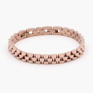 pulsera-acero-eslabones-136-rosa