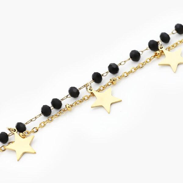 pulsera-acero-estrellas-231-oro-2