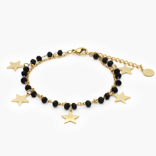 pulsera-acero-estrellas-231-oro