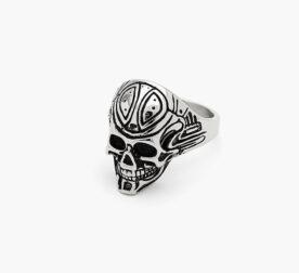 anillo-caballero-calavera-acero-104-plata