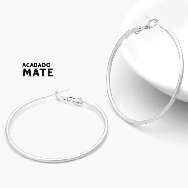 chapa-arracada-121-plata-mate-valdivia-accesorios